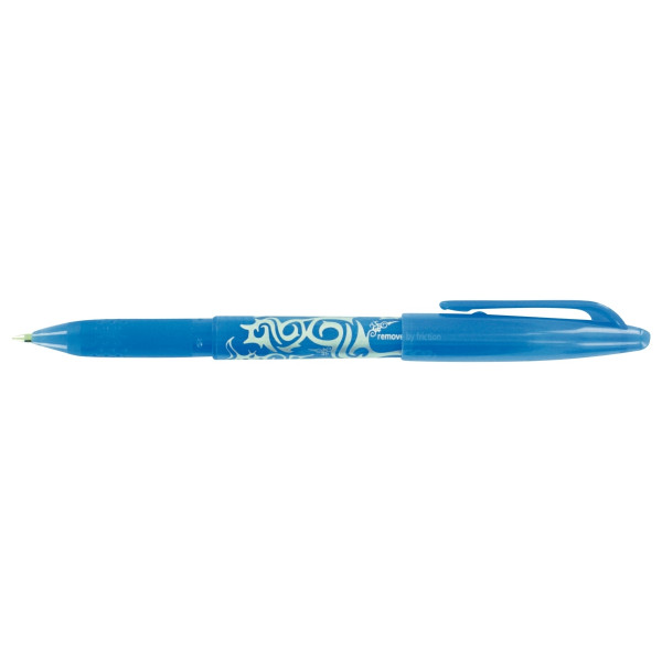 Roller effaçable Frixion Ball turquoise. Ecriture moyenne