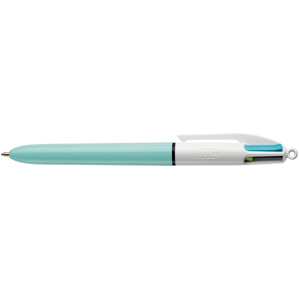 Stylo bille Bic 4 Colours fun. Ecriture moyenne